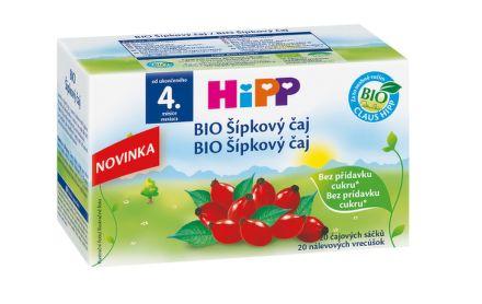 HiPP BIO Šípkový čaj 2x20 g