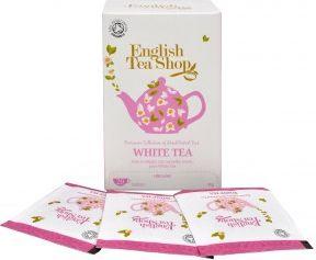ETS Čistý bílý čaj 20 sáčků