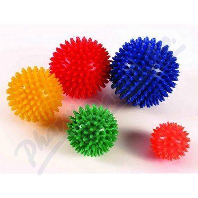 Míč masážní ježek 7 cm