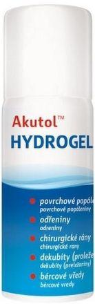 Hydrogel spray 75 g cena od 173 Kč