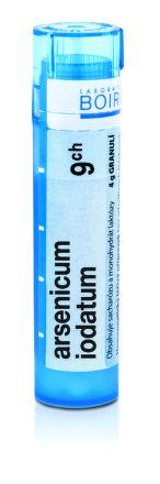 Arsenicum Iodatum CH9 granule 4 g cena od 75 Kč