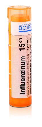 Influenzinum CH15 granule 4 g cena od 73 Kč