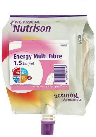 Nutrison Energy Multi Fibre 1500 ml cena od 296 Kč