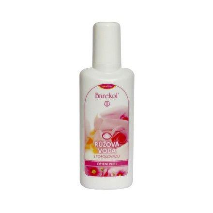 Barekol Růžová voda s topolovkou 200 ml