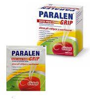 Paralen grip horký nápoj Třešeň 6 sáčků cena od 79 Kč