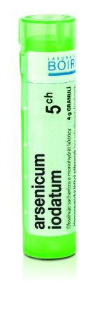 Arsenicum Iodatum CH5 graule 4 g cena od 81 Kč
