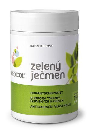Zelený ječmen MEDICOL prášek 150 g
