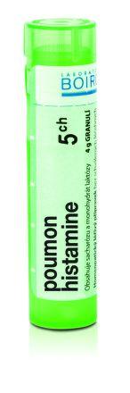 Poumon Histamine CH5 granule 4 g cena od 72 Kč
