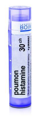 Poumon Histamine CH30 graule 4 g cena od 74 Kč