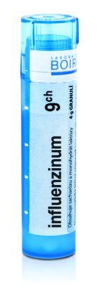 Influenzinum 9CH granule 4 g cena od 75 Kč
