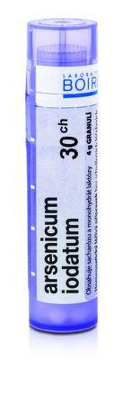 Arsenicum Iodatum CH30 granule 4 g cena od 0 Kč