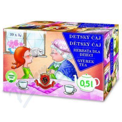 HERBEX Dětský čaj pohádkový 20x3 g