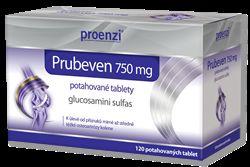 Prubeven 750 mg 120 tablet cena od 0 Kč