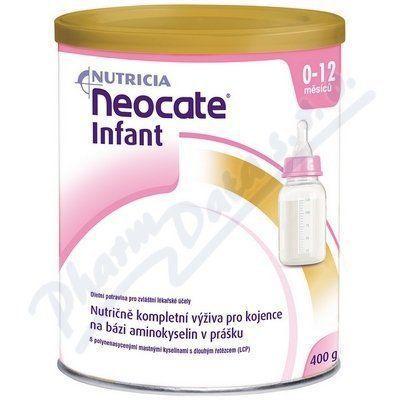 Neocate Infant 400 g cena od 0 Kč