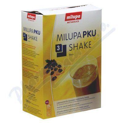 Milupa PKU 3 Shake Mocca 10x50 g cena od 3607 Kč