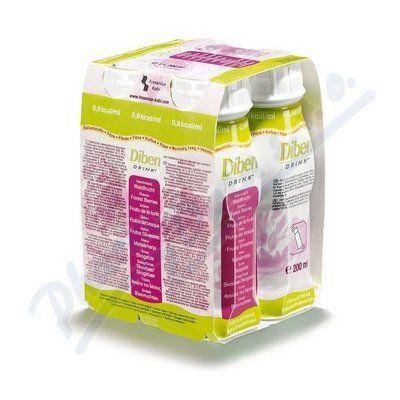 Diben drink lesní plody 4x200 ml cena od 151 Kč