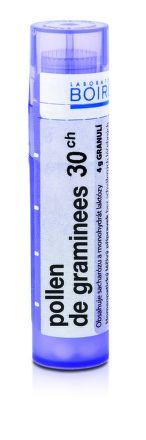 Pollen De Graminees CH30 granule 4 g cena od 73 Kč