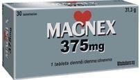 Magnex 375 mg 180 tablet