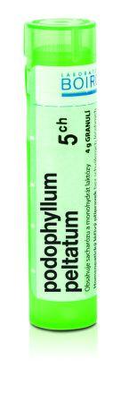 Podophyllum Peltatum CH5 granule 4 g cena od 76 Kč