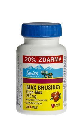Swiss MAX BRUSINKY 8500 mg 36 tablet