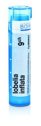 Lobelia Inflata CH9 granule 4 g cena od 73 Kč