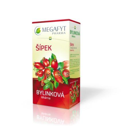 Megafyt Bylinková lékárna Šípek 20x3,5 g cena od 37 Kč