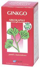 Arkokapsle Ginkgo 45 tobolek