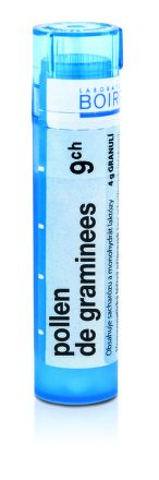 Pollen De Graminees CH9 granule 4 g cena od 76 Kč