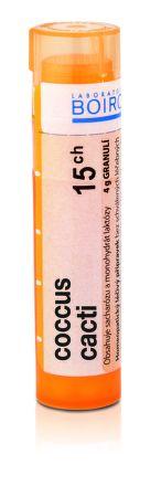 Coccus Cacti CH15 granule 4 g cena od 76 Kč