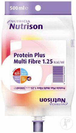 Nutrison Protein Plus Multi Fib 500 ml cena od 228 Kč