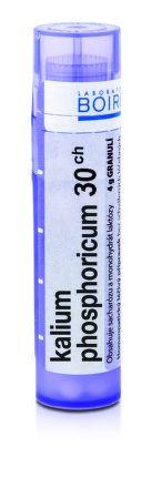 Kalium Phosphoricum CH30 granule 4 g cena od 74 Kč