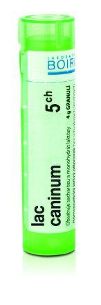 Lac Caninum CH5 granule 4 g cena od 69 Kč