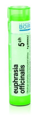 Euphrasia Officinalis CH5 granule 4 g cena od 73 Kč