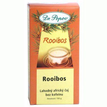 Dr. Popov Roibos africký čaj 100 g