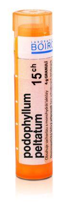 Podophyllum Peltatum CH15 granule 4 g cena od 77 Kč