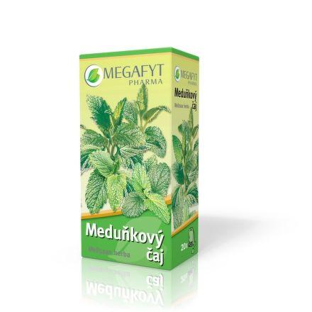 Megafyt Meduňkový čaj 20x1,5 g cena od 0 Kč