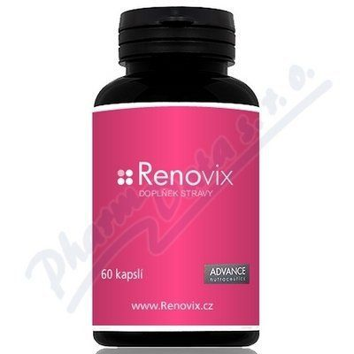 ADVANCE NUTRACEUTICS ADVANCE Renovix 60 kapslí