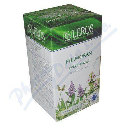 LEROS Pulmoran 20x1,5 g cena od 36 Kč