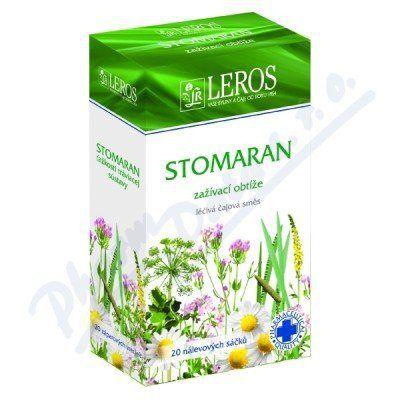 LEROS Stomaran 20x1,5 g cena od 32 Kč