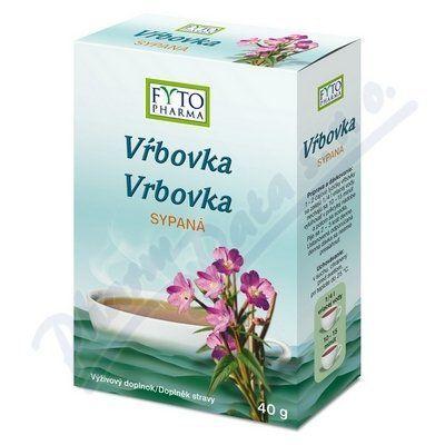 FYTOPHARMA Vrbovka sypaná 40 g cena od 42 Kč