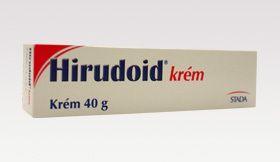 Hirudoid krém 40 g cena od 78 Kč