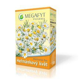 Megafyt Heřmánkový květ 50 g cena od 35 Kč