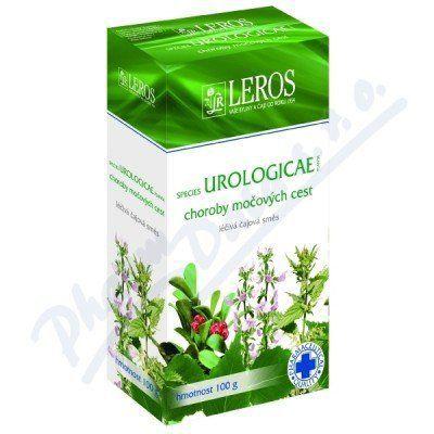 LEROS Species Urologicae Planta sypaný 1x100 g cena od 56 Kč
