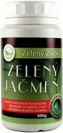 AROMATICA Zelený ječmen 200 g