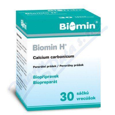 Biomin H 30x3 g cena od 124 Kč