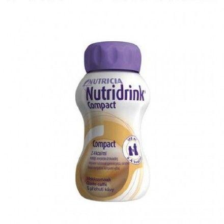 Nutridrink Compact s příchutí Kávy 4x125 ml cena od 188 Kč