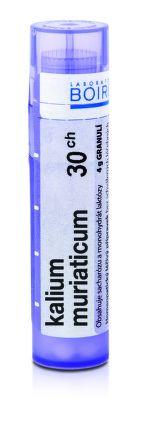 Kalium Muriaticum CH30 granule 4 g cena od 85 Kč