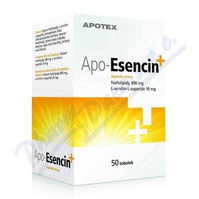APOTEX APO-Esencin 50 kapslí