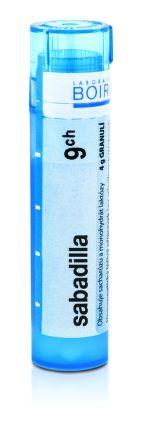 Sabadilla CH9 granule 4 g cena od 77 Kč