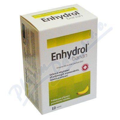 AKACIA GROUP Enhydrol banán 10 sáčků